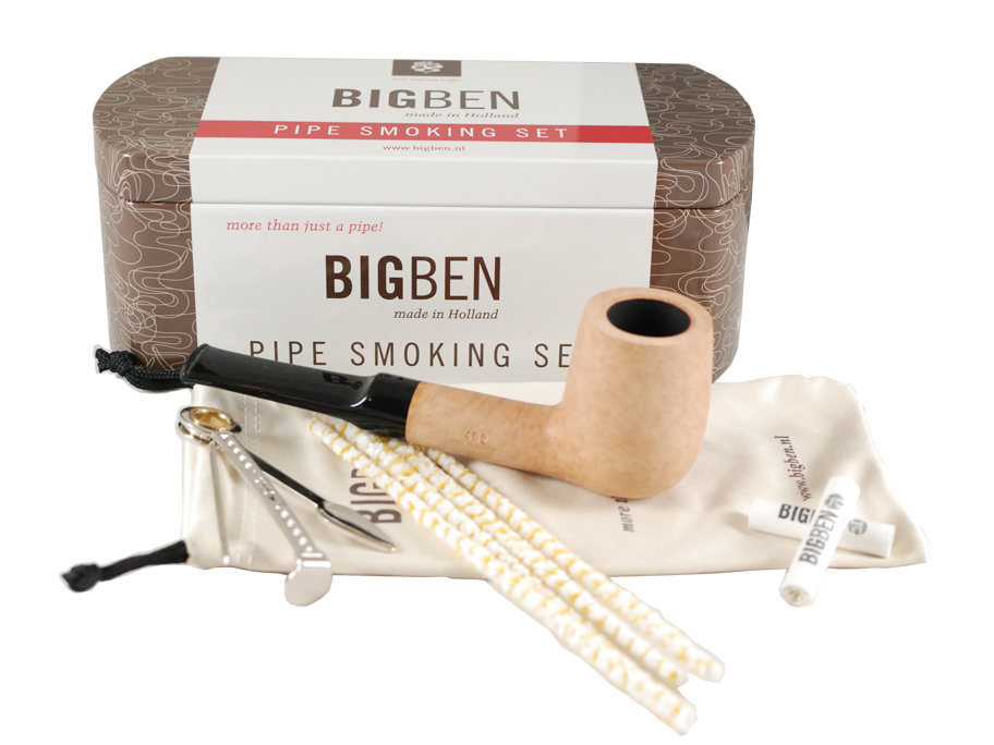 Pipe-Smoking-Set